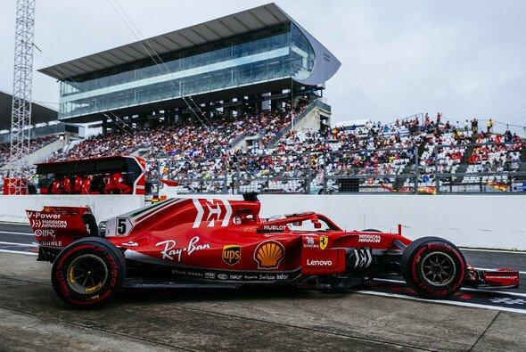 Ferrari und Mercedes haben in Austin fast die gleichen Reifensätze zur Verfügung - Foto: Ferrari