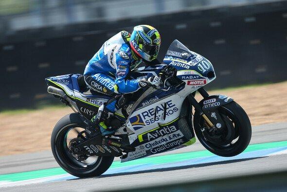 Xavier Simeon verabschiedet sich nach einem Jahr aus der MotoGP - Foto: Avintia