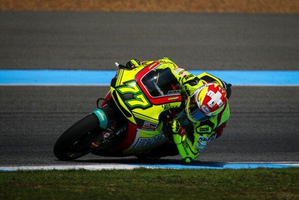 Domi Aegerter wird der Moto2 wohl den Rücken kehren müssen - Foto: Tobias Linke