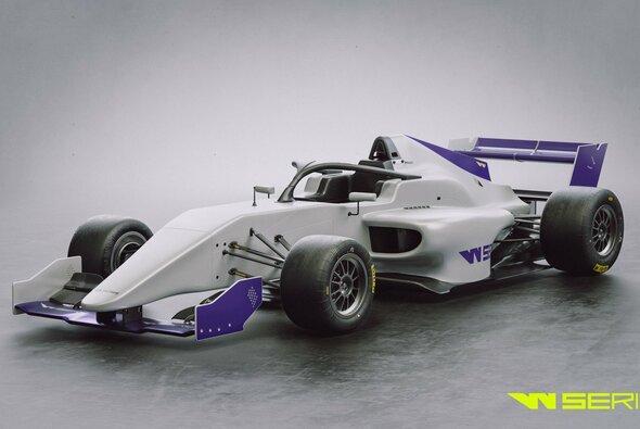 Die Formel-3-Rennwagen der W Series verfügen über 270 PS - Foto: W Series