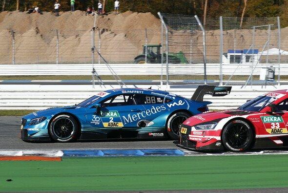 Ferdinand Habsburg testet in Jerez für Mercedes statt für Audi - Foto: Mercedes-Benz