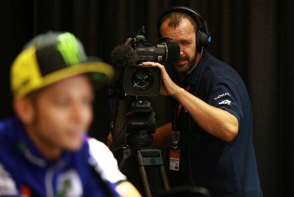 Valentino Rossi wird sicher einer der Hauptdarsteller der Serie sein - Foto: LAT Images