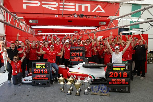 Foto: FIA F3 / Suer