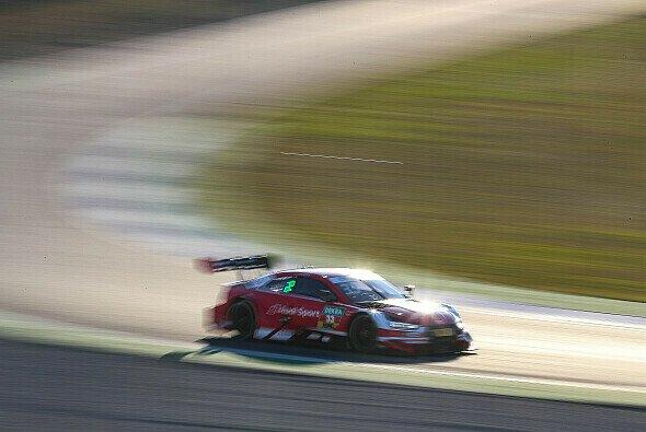 Audi versuchte es beim Finale in Hockenheim mit einer riskanten Strategie - Foto: Audi Communications Motorsport