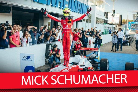 Mick Schumacher startet nach der Formel-3-Meisterschaft noch beim Weltfinale in Macau - Foto: Motorsport-Magazin.com