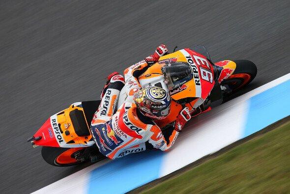 Marc Marquez könnte sich heute zum MotoGP-Weltmeister krönen - Foto: Repsol