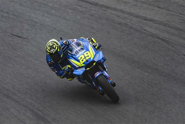 Andrea Iannone ist für Marc Marquez der Top-Favorit auf den Sieg - Foto: Suzuki
