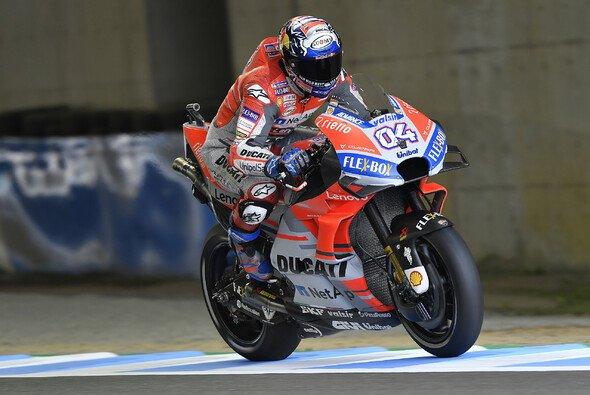 Andrea Dovizioso geht von Startplatz eins in den Japan-GP - Foto: Ducati