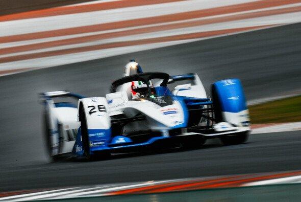 BMW feiert den ersten Sieg als Werksteam in der Formel E - Foto: LAT Images