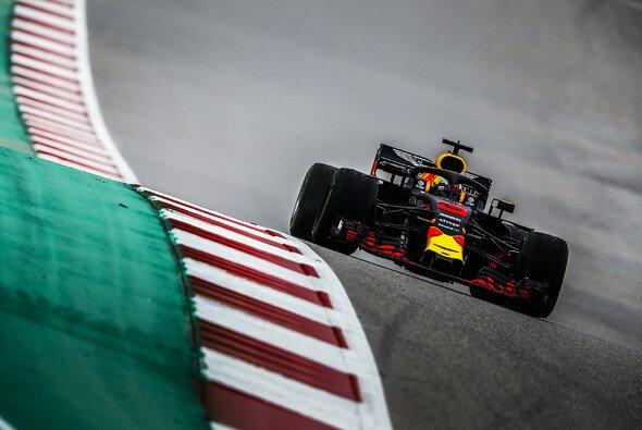 Red Bull zeigte sich im Regen von Austin in aufsteigender Form - Foto: LAT Images