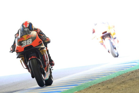 Bradley Smith war in Japan der schnellste KTM-Pilot - Foto: KTM