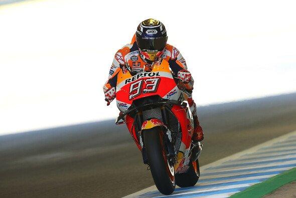 Marc Marquez hat sich in Japan zum MotoGP-Weltmeister gekrönt - Foto: Repsol