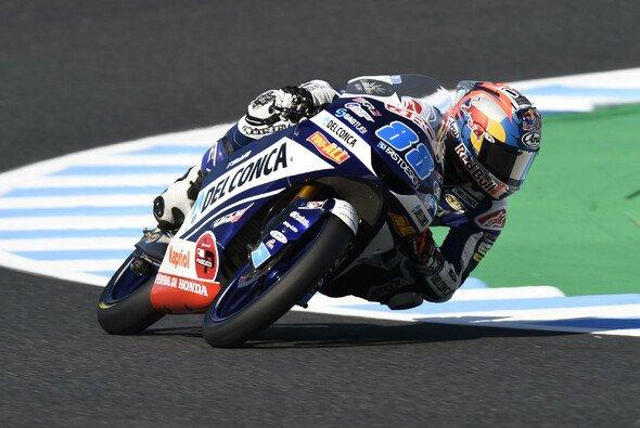 Jorge Martin sicherte sich wieder einmal die Moto3-Pole - Foto: LAT Images