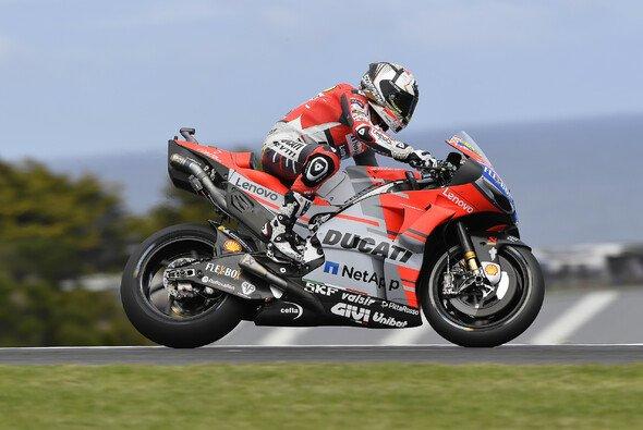Alvaro Bautista konnte seinen Ducati-Ausflug genießen - Foto: Ducati