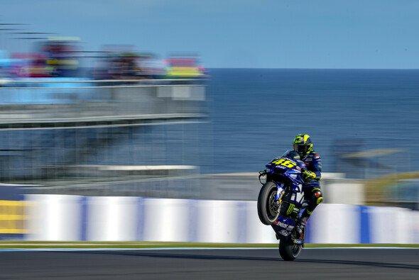 Wird der Austragungszeitpunkt des Australien GP verschoben? - Foto: Yamaha