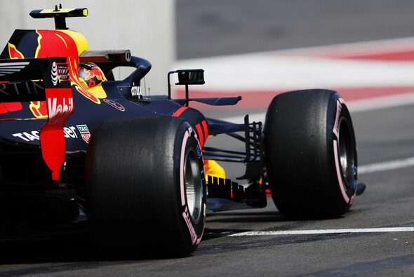 Red Bull war von der starken Performance in den Formel-1-Trainings in Mexiko selbst überrascht - Foto: LAT Images