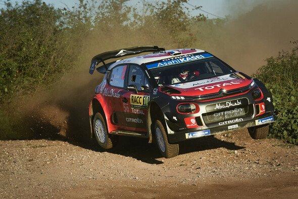 Sebastien Loeb gewinnt zum neunten Mal die Rallye Spanien - Foto: LAT Images
