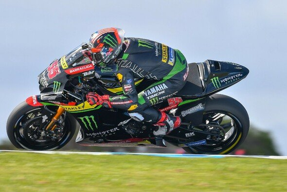 Local Hero Hafizh Syahrin wurde an Tag eins in Sepang 18. - Foto: Tech3