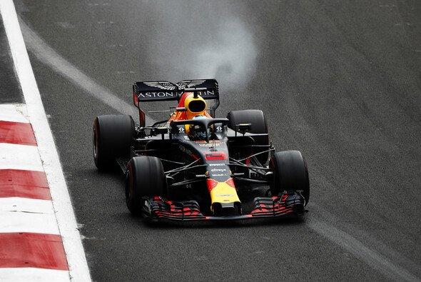Daniel Ricciardos Schmerzgrenze ist nach dem Defekt beim Formel-1-Rennen in Mexiko endgültig erreicht - Foto: LAT Images