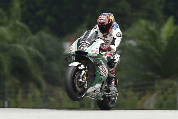 Stefan Bradl holt erstmals seit fast zwei Jahren MotoGP-Punkte - Foto: LAT Images