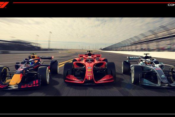 Die Formel 1 tüftelt weiter an den Regeln für 2021 - Foto: FOM