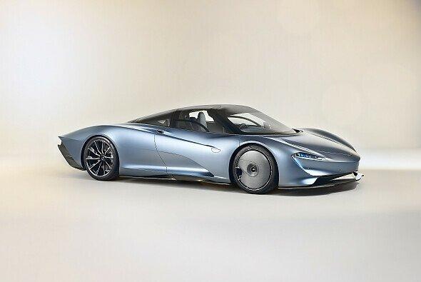 Der McLaren Speedtail wird für die Straße entwickelt - Foto: McLaren