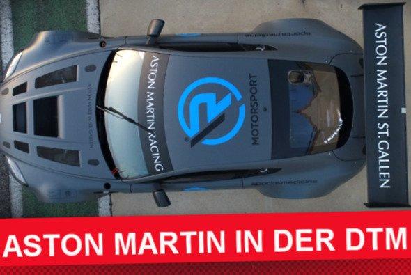 R-Motorsport steigt mit Lizenz von Aston Martin 2019 in die DTM ein - Foto: Motorsport-Magazin.com/R-Motorsport