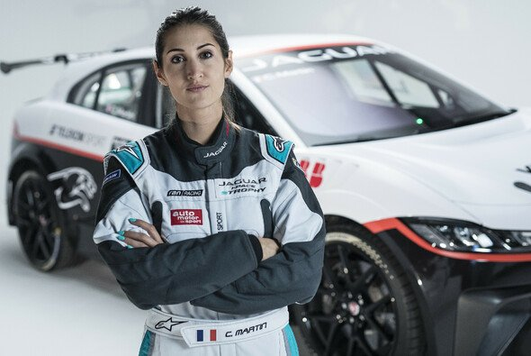 Team Germany geht in der Jaguar I-Pace eTrophy an den Start - Foto: Jaguar Land Rover Deutschland