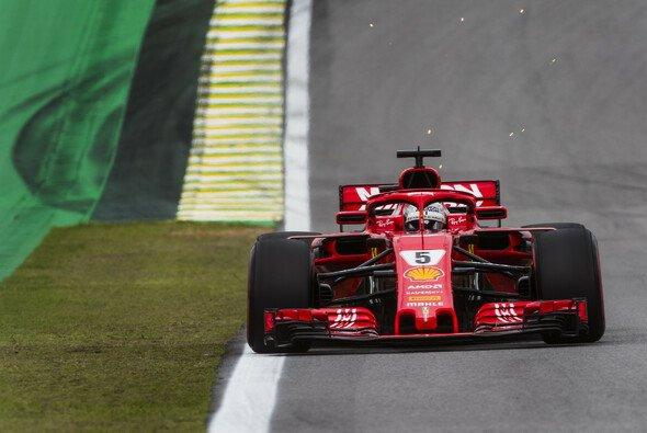 Qualifying-Tag in Brasilien, Sebastian Vettel entgeht einer Grid-Strafe - Foto: Ferrari