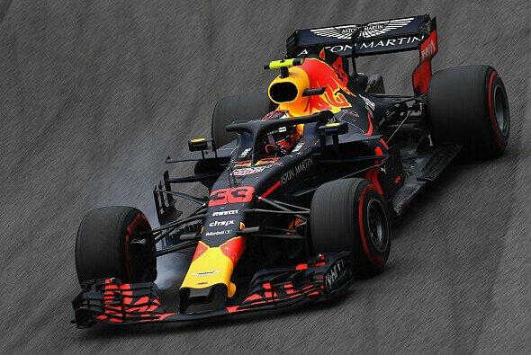 Max Verstappen sieht in Brasilien für Red Bull deutliche Einbußen durch die Power Unit von Renault - Foto: Red Bull