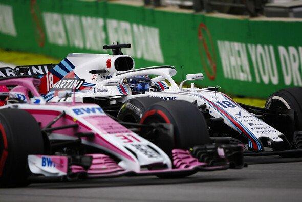 Strolls Wechsel zu Force India ist endlich auch formal fix - Foto: LAT Images