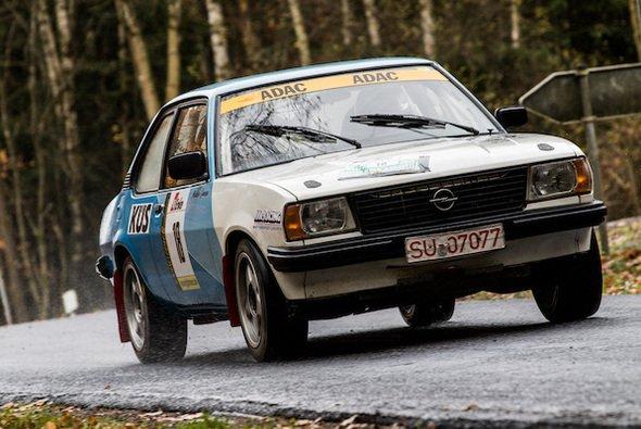 Heinz-Robert Jansen gewann die YOUNGTIMER RALLYE TROPHY 2003, 2008 und 2017 - Foto: Youngtimer Rallye Trophy