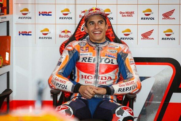 Die Qualifikationsleistung von Marquez ist unübertroffen - Foto: Tobias Linke