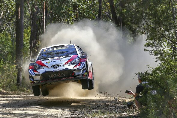 Die Rallye Australien 2019 wurde abgesagt (Archivbild) - Foto: LAT Images