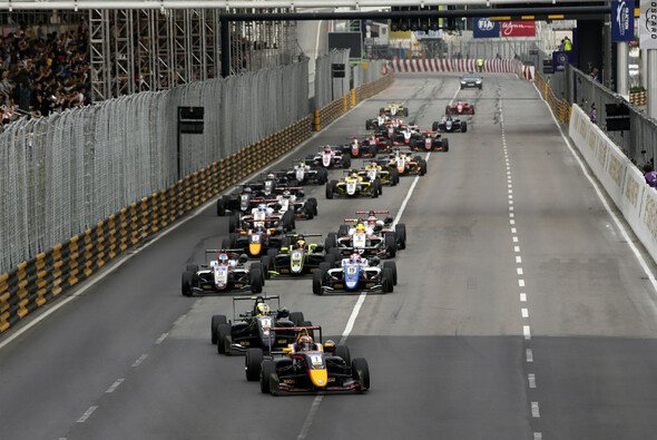Beim Macau GP 2019 starten zum ersten Mal die neuen Formel-3-Autos - Foto: LAT Images