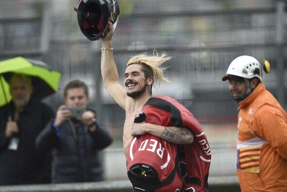 So verabschiedete sich Scott Redding aus der MotoGP - Foto: LAT Images