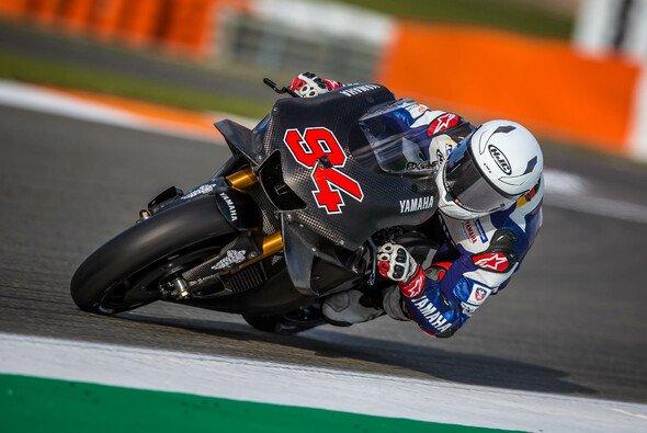 Auf der MotoGP-Yamaha spult Folger fleißig Kilometer ab - Foto: gp-photo.de - Ronny Lekl