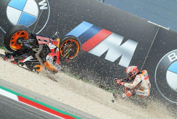 Marc Marquez verpasste trotz zahlreicher Verletzungen noch kein MotoGP-Rennen - Foto: LAT Images