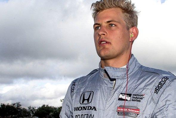 Marcus Ericsson fühlt sich nach dem Formel-1-Aus in der IndyCar sofort wohl - Foto: IndyCar