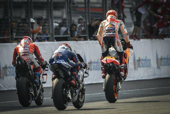 Der Thailand-GP 2018 war ein voller Erfolg - Foto: MotoGP