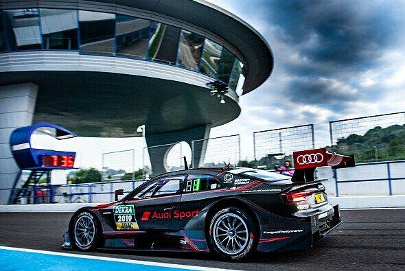 Audi stand bei den Jerez-Testfahrten der DTM an der Spitze - Foto: Audi