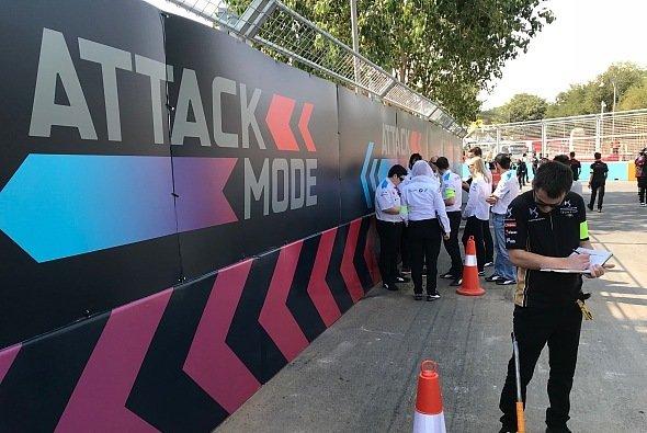 Der Attack Mode sorgt für großen Ärger im Vorfeld des Riad ePrix - Foto: Motorsport-Magazin.com
