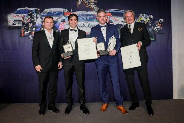 Die ADAC Motorsportler des Jahres Griebel/Rath - Foto: ADAC