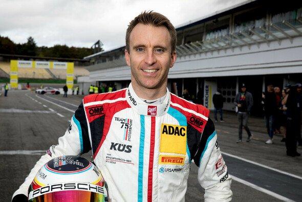 Rennfahrer Timo Bernhard wird ab sofort Mitglied des Stiftungsrats der ADAC Stiftung Sport - Foto: ADAC Stiftung Sport