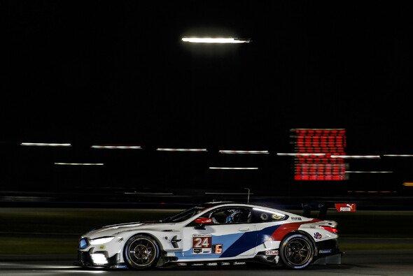 Alex Zanardi startet in einem BMW M8 GTE bei den 24 Stunden von Daytona 2019 - Foto: LAT Images