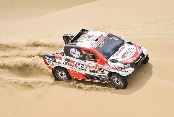 Nasser Al-Attiyah gewinnt zum dritten Mal die Rallye Dakar in Südamerika - Foto: ASO