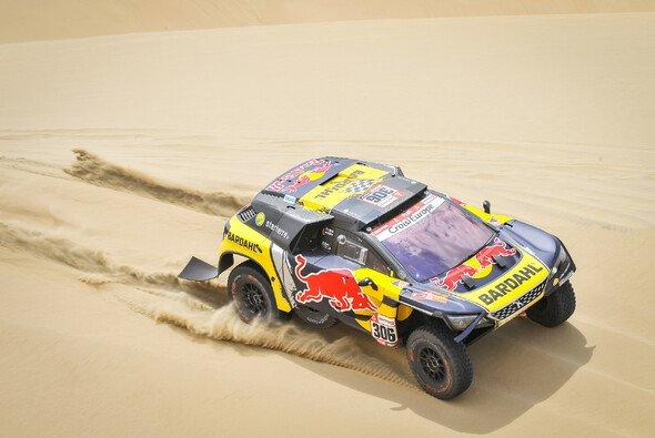 Sebastien Loeb im Peugeot - Foto: ASO