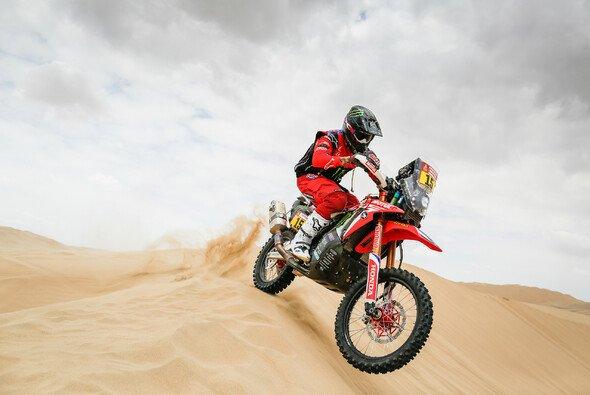 Ricky Brabec ist der neue Dakar-Leader der Motorräder - Foto: ASO