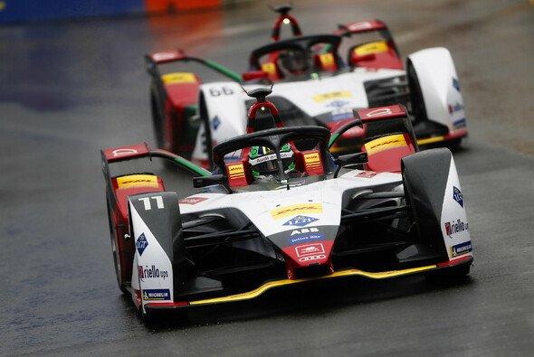 Audi erlebte einen schwierigen Start in die Formel-E-Saison 2018/19 - Foto: LAT Images