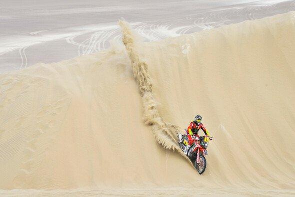 Joan Barreda wird die Rallye Dakar erneut nicht gewinnen - Foto: ASO